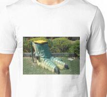 Rubbish Bin. Unisex T-Shirt