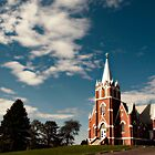 Western Wisconsin Church by kevinw