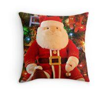 Ho - Ho - Ho Throw Pillow