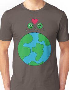 Peas on Earth Unisex T-Shirt