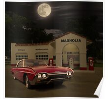 Moon over Magnolia  Poster