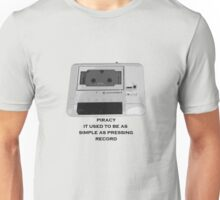 Piracy Unisex T-Shirt