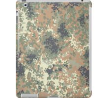 Flecktarn Camo Case, V.2  iPad Case/Skin