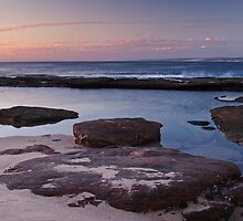 Kalbarri Rock Pool by Stephen  Williams