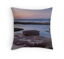 Kalbarri Rock Pool Throw Pillow