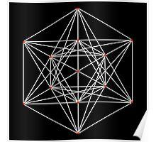 Metatron's Cube #1 Poster