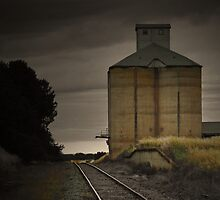 Wattamondaro Railway Silo by garts