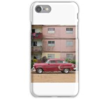 Old Cuban Chevrolet iPhone Case/Skin