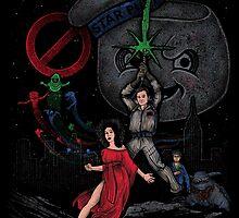 Ghost Wars by JoeAngelillo