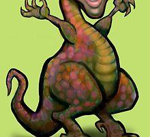 Obamasaurus Rex by Kevin Middleton