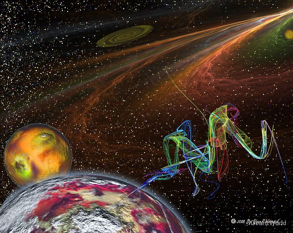 Apophysci-fi - Beyond the Rings by Dean Warwick