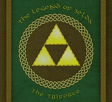 Celtic Triforce by enthousiasme