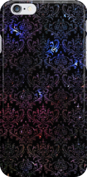 Damask Galaxy by alexistitch