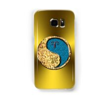 Aries & Dragon Yang Water Samsung Galaxy Case/Skin