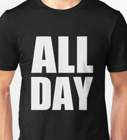 All Day - Kanye West (white) Unisex T-Shirt