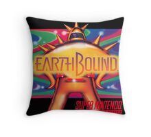 Earthbound & Down Throw Pillow