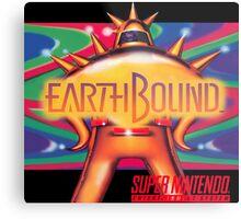 Earthbound & Down Metal Print