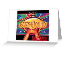 Earthbound & Down Greeting Card