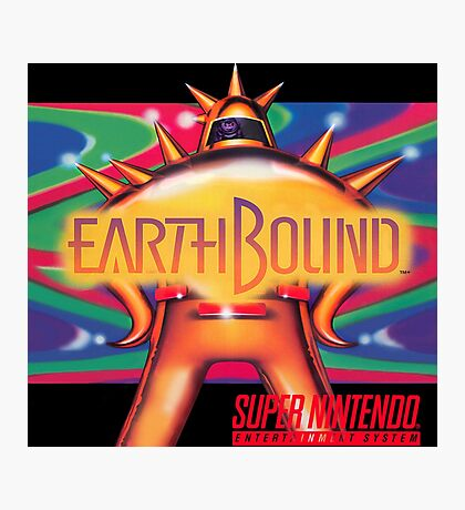 Earthbound & Down Photographic Print