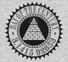 Pyramid Pi Day of the Century Illuminati by EthosWear