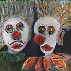 Who&#x27;s Afraid of Clowns? by Peter Searle ( the Elder )
