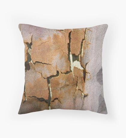 Fractured Throw Pillow