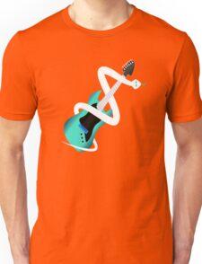 Guitar Snake Unisex T-Shirt