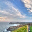Early Morning Light - Lennox Head, Australia by Leigh Nelson
