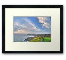 Early Morning Light - Lennox Head, Australia Framed Print