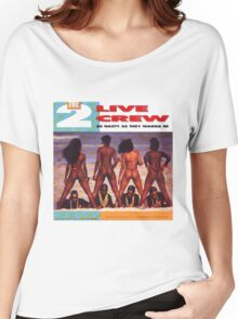 2 Live Crew Women's Relaxed Fit T-Shirt