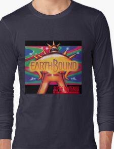 Earthbound & Down Long Sleeve T-Shirt