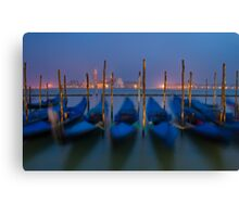 Venice, Italy. Canvas Print