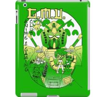 Anime Club Shirt iPad Case/Skin