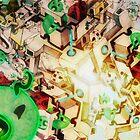 Ghost Sky Maze Montage 5 by o0OdemocrazyO0o