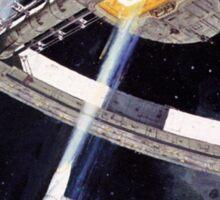 2001 a space odyssey Sticker
