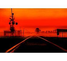 """""""Life's Line"""" Photographic Print"""