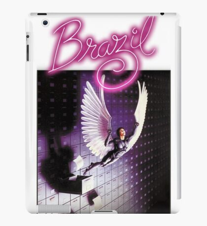 brazil film iPad Case/Skin
