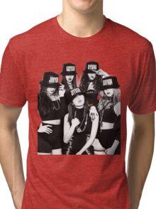 4Minute - Crazy Tri-blend T-Shirt