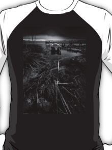 On the wrong side of the lake 16 T-Shirt