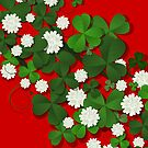 Saint Patrick's Day by Richard Laschon
