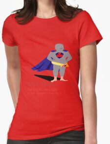 FM  Womens Fitted T-Shirt