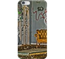 Ghost Golf iPhone Case/Skin