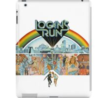Logan's run iPad Case/Skin