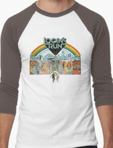 Logan's run Men's Baseball ¾ T-Shirt