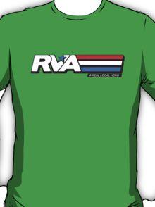 RVA - A Real Local Hero! USA T-Shirt
