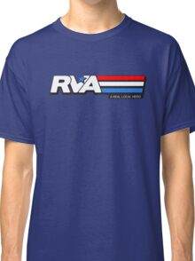 RVA - A Real Local Hero! USA Classic T-Shirt