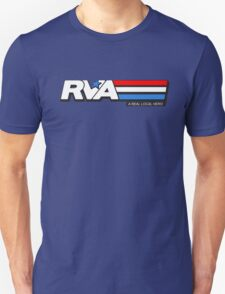 RVA - A Real Local Hero! USA Unisex T-Shirt