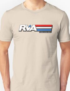 RVA - A Real Local Hero! USA Unisex T-Shirt