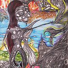 Once Upon A Dark Angel by Brad Shevellar