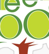 A GREENER 2009! Sticker